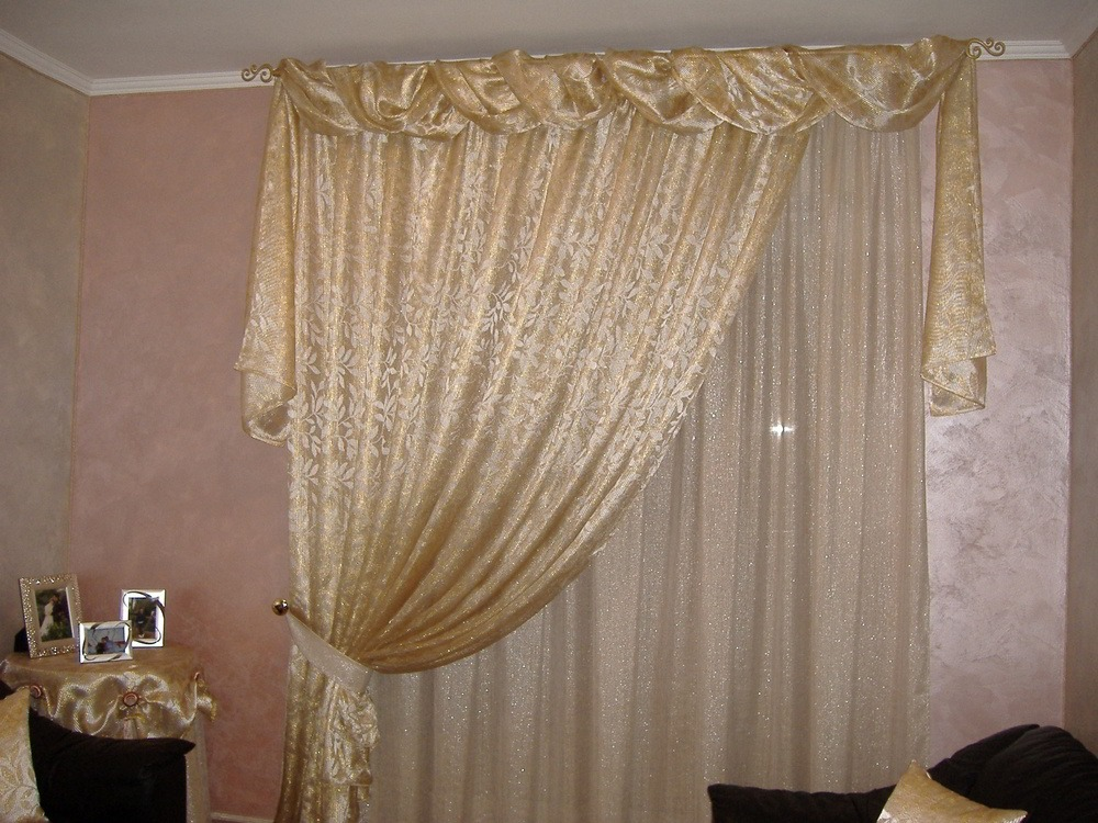 Modelli tende classiche - Tende da camera da letto classiche ...