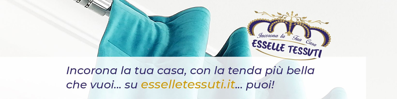 Tende e tessuti al metro in vendita online: offertissime!